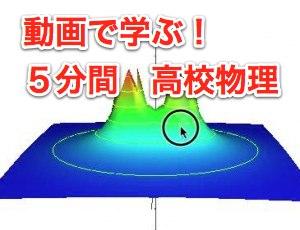 5分で高校物理を復習しよう!